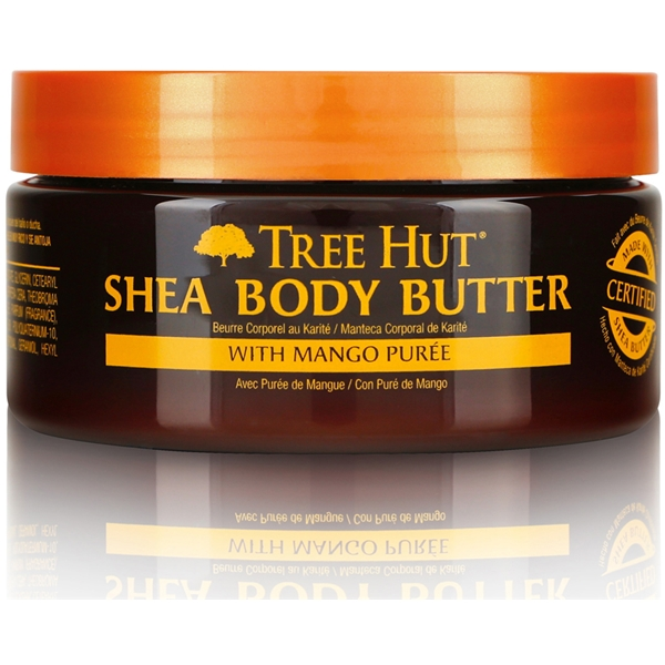 Tree Hut Shea Body Butter Tropical Mango (Kuva 1 tuotteesta 2)