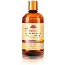 503 ml - Tree Hut Shea Body Wash Almond & Honey