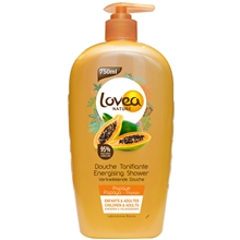 Lovea Nature Papaya Shower Gel