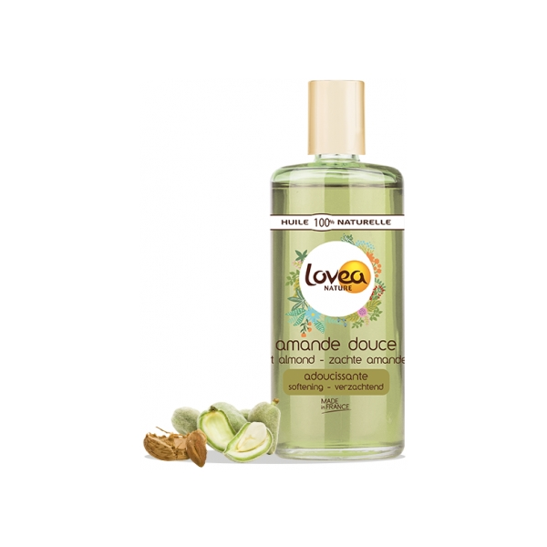 Sweet Almond Oil - 100% Natural - Sensitive Skin