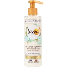 250 ml - 0% Coconut Oil Moisturizing Body Lotion
