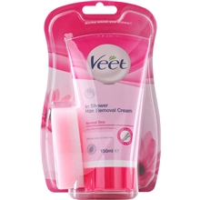 Veet In Shower Hair Removal Cream - Normal Skin