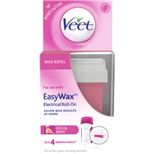 Veet Easy Wax - Legs/Arms Electrical RollOn Refill