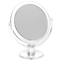 Magnifying Standing Mirror 5x - Acrylic Glass