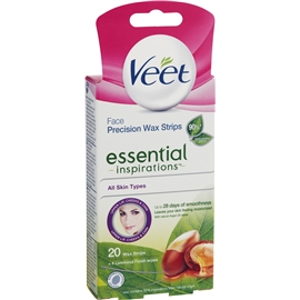 Veet Face Wax Strips Essential Inspirations