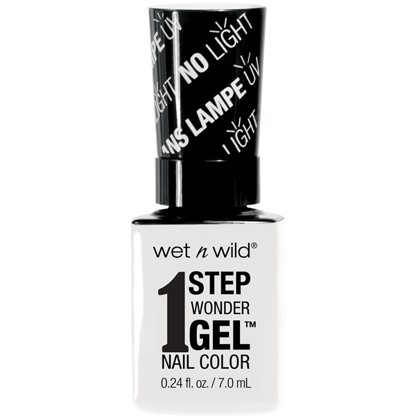 1 Step Wonder Gel Nail Color