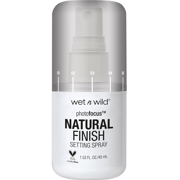 Photo Focus Natural Finish Setting Spray