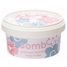 210 ml - Body Butter Sunkissed Shimmer
