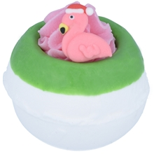 Flamingo Ho Ho Bath Blaster