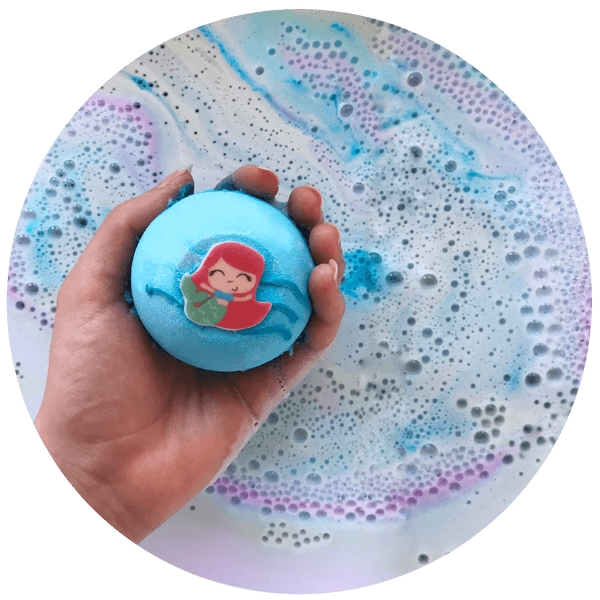 Mermaid For Each Other Bath Blaster (Kuva 2 tuotteesta 2)