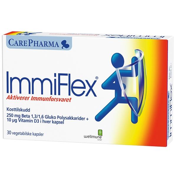 Immiflex 30 kapselia