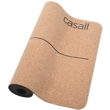 Yoga mat natural cork 5mm