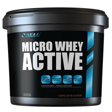 4 kg - Cafe latte - Micro Whey Active