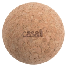 Pressure point ball cork