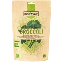 Broccoli pulver EKO 150 gr