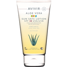 Aloe Vera Kids SunSafe Lotion Spf 30