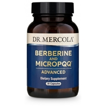 Berberine and Micropqq 30 kapselia