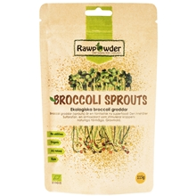 Broccoli Sprouted EKO 115 gr