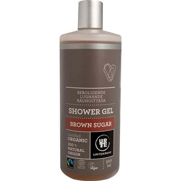 Brown sugar showergel