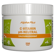 200 gr - C-vitamin pH neutral