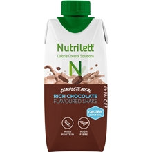 Nutrilett Smoothie Suklaa 330 ml