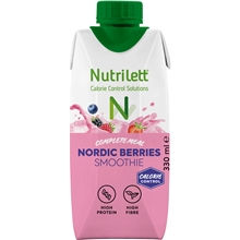 Nutrilett Smoothie Nordic Berries 330 ml
