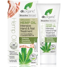 Hemp Oil - Hand & Nail Treatment
