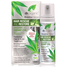 Hemp Oil - Hair & Scalp Treatment