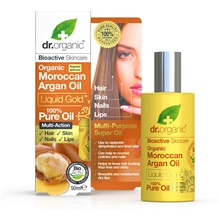 50 ml - Moroccan Argan Oil - 100% Pure Oil