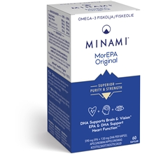 60 kapselia - MorEPA - Smart fats