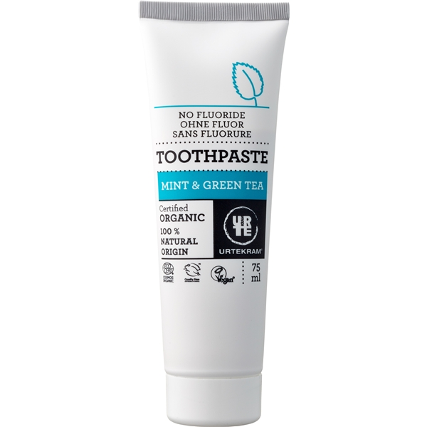 Mint & Green Tea Toothpaste
