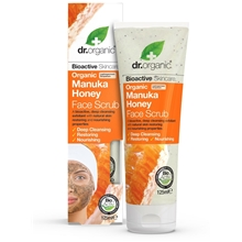 125 ml - Manuka Honey - Face Scrub