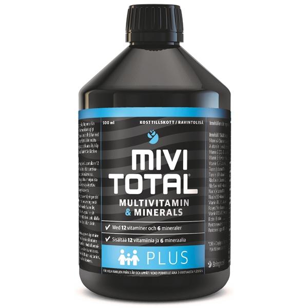 Mivitotal plus 500 ml, Bringwell