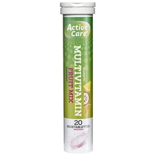 20 tablettia - Fruit - Multivitamin Multiplex BCDE