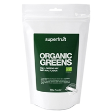 Organic Greens Powder