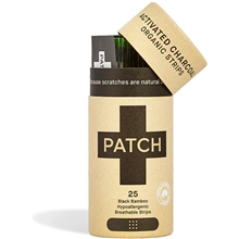 Patch Activated Charcoal Organic Strips