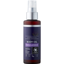 Purple Lavender Body Oil