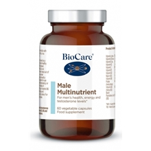 BioCare Male Multinutrient 90 kapselia