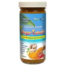 Coconut Aminos Ginger-Turmeric 237 ml