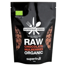 Raw Chocolate Mulberries Organic