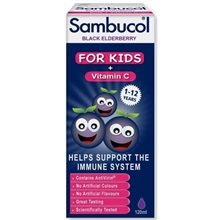 120 ml - Sambucol Kids