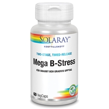 Solaray Mega-B stress