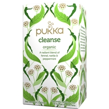 20 pussia - Te Cleanse