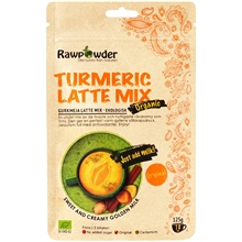 Turmeric latte mix original 125 gr