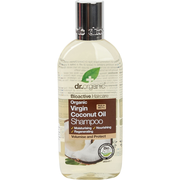 Virgin Coconut Oil - Schampoo