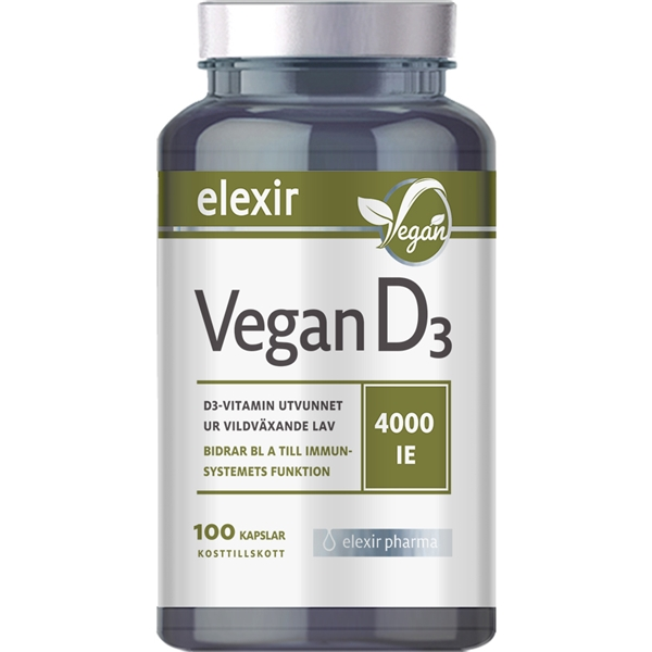 Vegan D3 4000IE