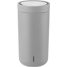 Stelton To Go Click 0,2 L Light Grey 0.2 litraa