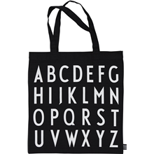 Design Letters Tote Bag ABC