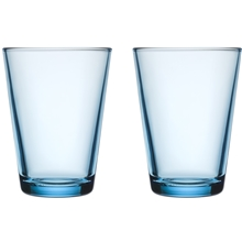 ... 1 set - Vaalean sininen - Kartio Juomalasi 40 cl 2-kpl eafc0fd667