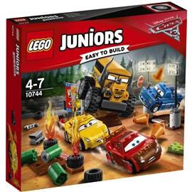 10744 LEGO Juniors Thunder Hollow'n kasiromuralli